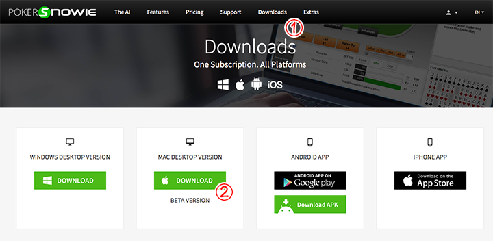 「Download」をクリック
